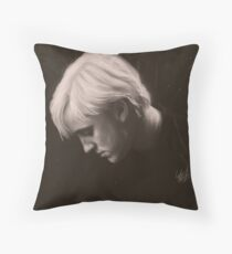 Misguided Throw Pillow