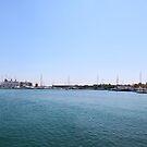 Rhodes Port by Emma Holmes