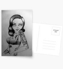 Seduction Postcards