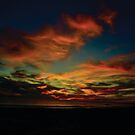 Sunset in Baja by CanOverland