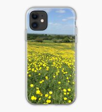 Buttercups Overlooking Oxford iPhone Case