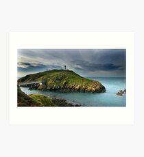Strumble Head Lighthouse Art Print
