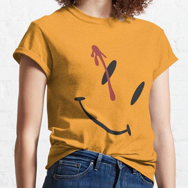 Watchmen Button Design Classic T-Shirt