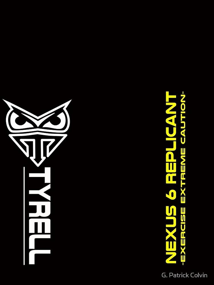 Blade Runner - Tyrell Corporation Logo by gpcphotography