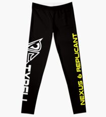 Blade Runner - Tyrell Corporation Logo Leggings