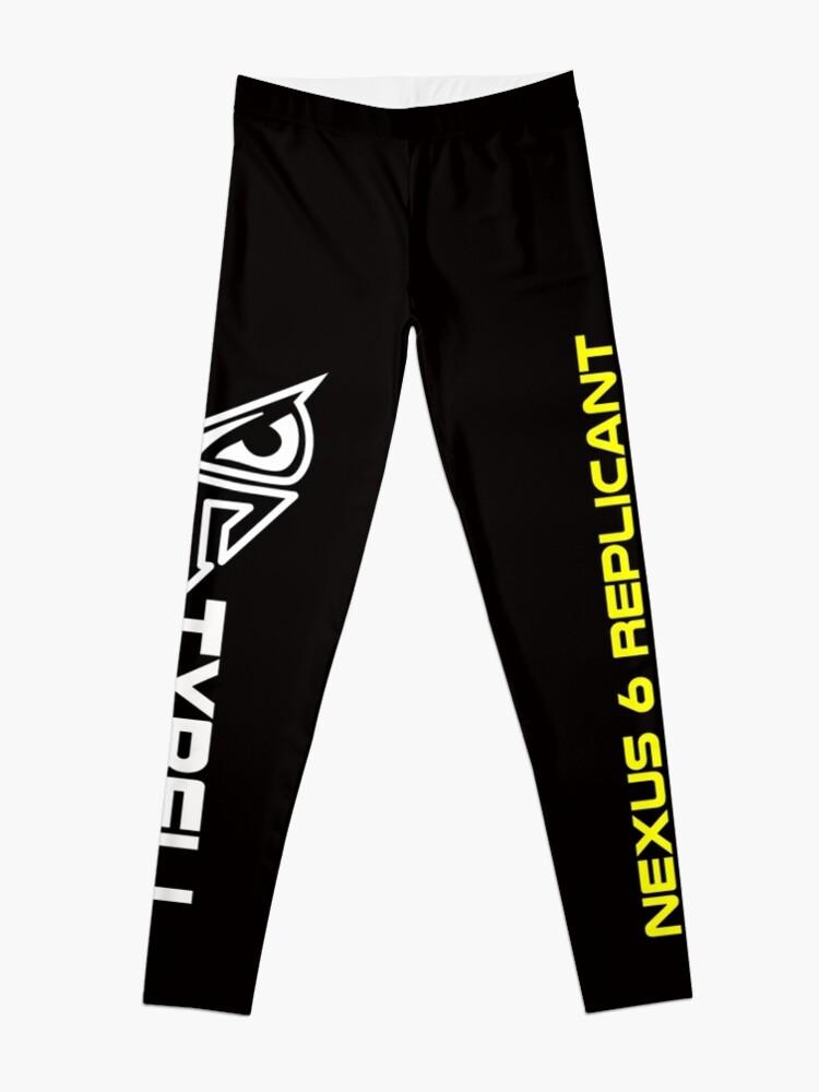 Alternate view of Blade Runner - Tyrell Corporation Logo Leggings