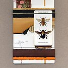 Bumblebees and Appletrees by Michael Douglas Jones