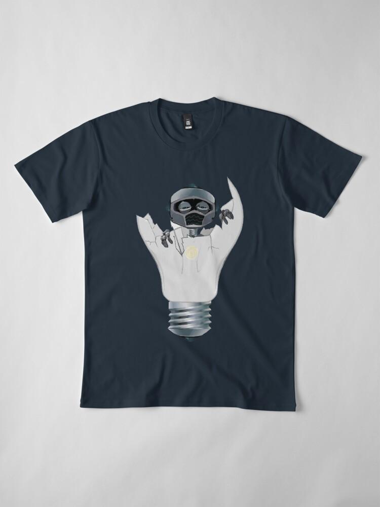Alternate view of Baby Robot Premium T-Shirt