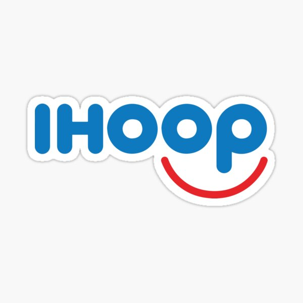 ihoop Sticker