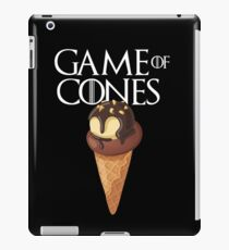 GAME OF CONES iPad Case/Skin