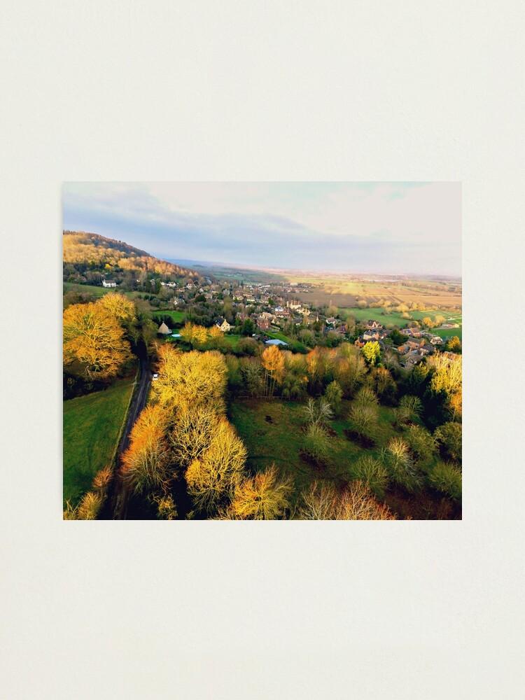 Alternate view of Winter Landscape Photographic Print