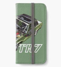 TRIUMPH TR7 iPhone Wallet/Case/Skin