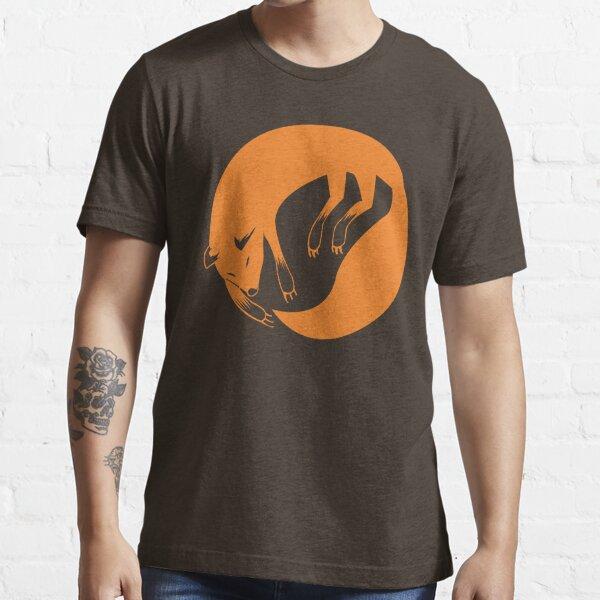 Orange Fox Essential T-Shirt