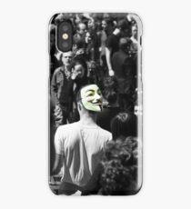 Protest 2 iPhone Case