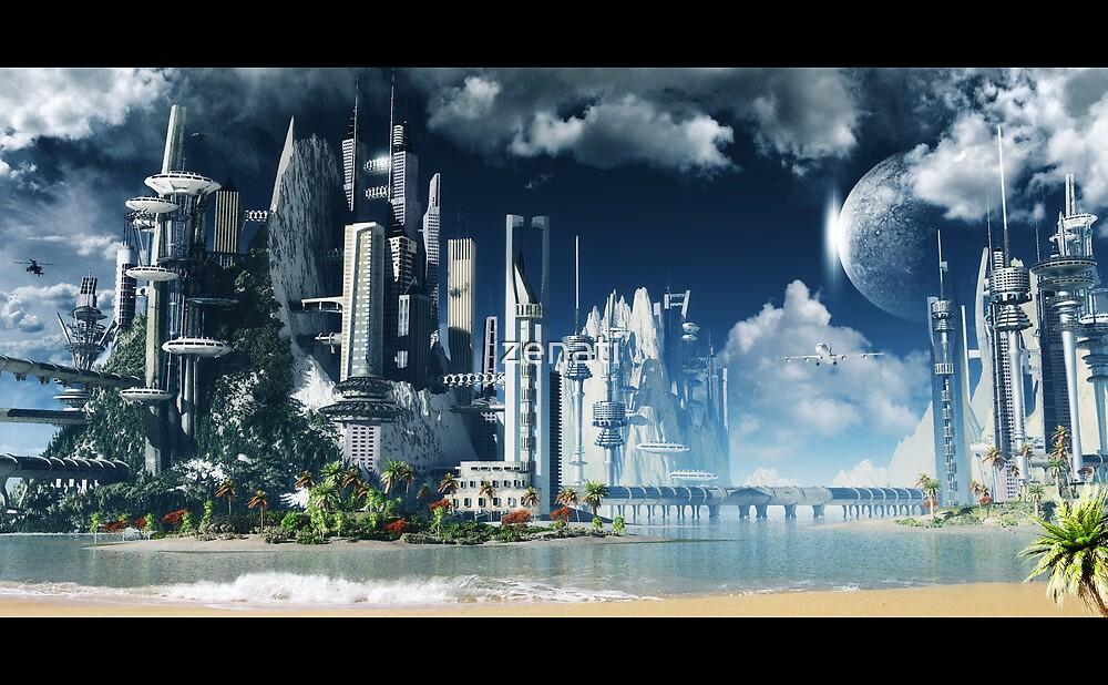 season city V1 by zenati