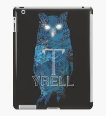 Tyrell Owl iPad Case/Skin