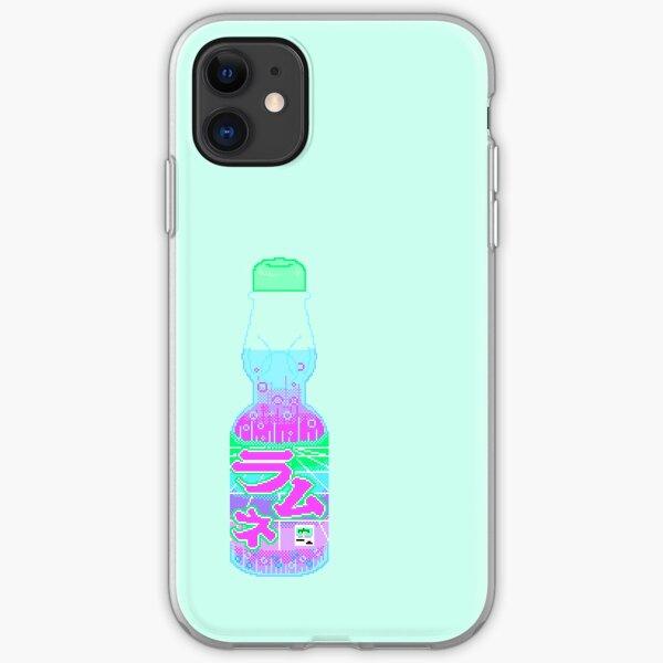 Vaporwave Ramune iPhone Soft Case