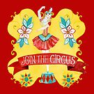 Join the Circus by Siobhan Sands
