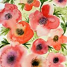 Poppies by Siobhan Sands