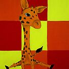 """Giraffe"" Kids Art Gallery by Taniakay"