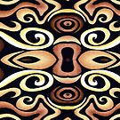 Chocolate Swirl  by Aaron Caven