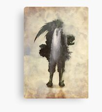 Toad Sage Canvas Print