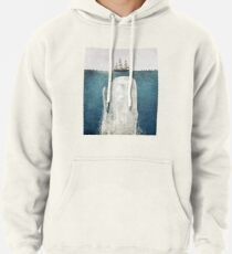 The Whale (Vintage) Pullover Hoodie