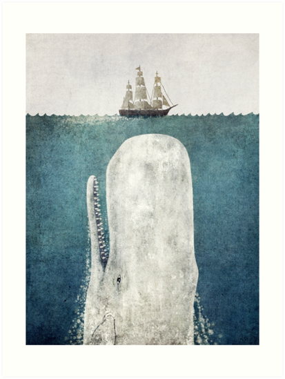 The Whale (Vintage) by Terry  Fan