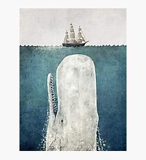 The Whale (Vintage) Photographic Print
