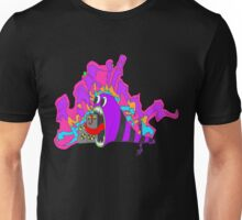 Monster Tagging Unisex T-Shirt