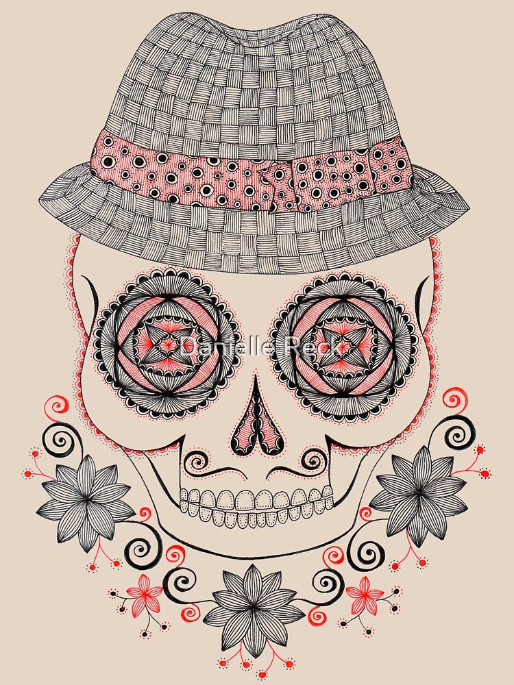 Dapper Skull by Reck76