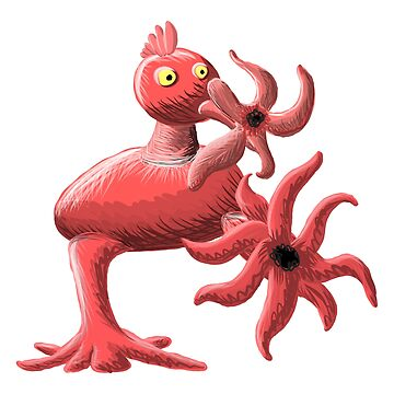 The Chicken Octopus by niry