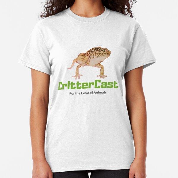 CritterCast Basil Logo Classic T-Shirt