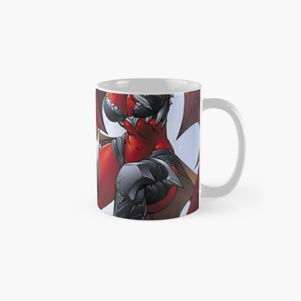 Guinevere and the Divinity Factory, Variant Cover Classic Mug