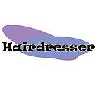 Hairdresser Retro Look by SJohnsonartist