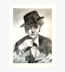 Bette Davis #2 - ACEO Art Print