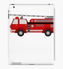 So rolle ich Feuerwehrauto iPad-Hülle & Klebefolie
