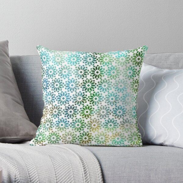 Lotus Light Throw Pillow