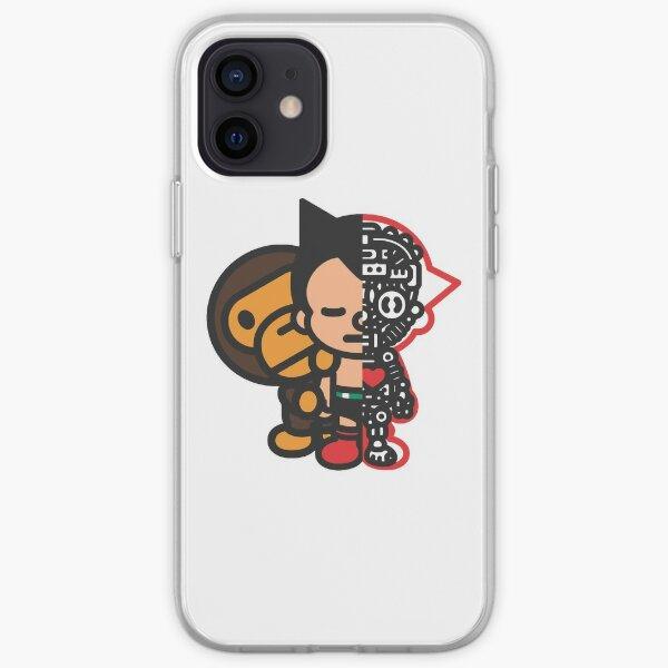 I love astro boy x bape iPhone Soft Case
