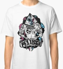 PELUSSJE as Strong Macho with Pyramid Head Classic T-Shirt