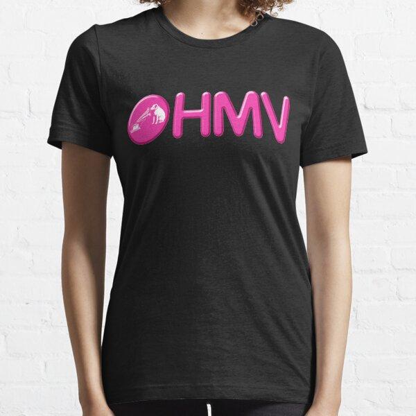 HMV Old Logo Essential T-Shirt