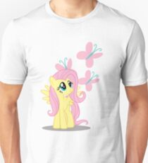 Fluttershy with cutie mark Unisex T-Shirt