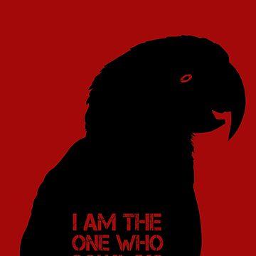 I am the one who squawks by eldram
