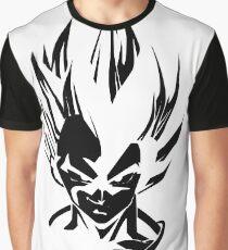 Camiseta gráfica Vegeta