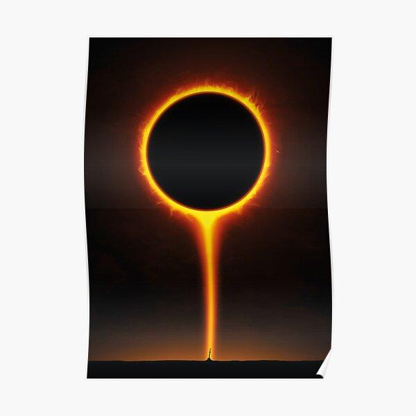 L'éclipse de la première flamme Poster