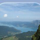 Schafberg Mountain View by DAscroft