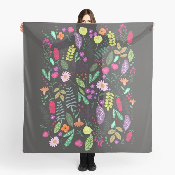 Night Forest Scarf