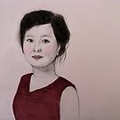 Beijing Girl  by Dan Algina