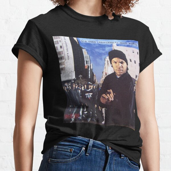 ICE CUBE; Amerikkka's MOST WANTED album cover Classic T-Shirt