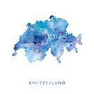 Schweiz von MonnPrint